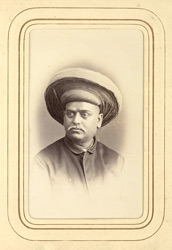 Mr Shivel (Brahmin of Bombay).